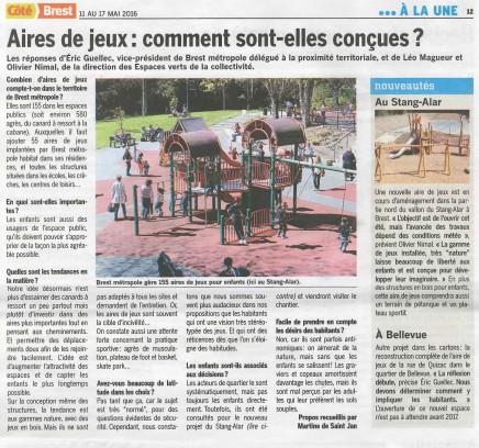 article jeux cotés-brest - 11 au 17 mai