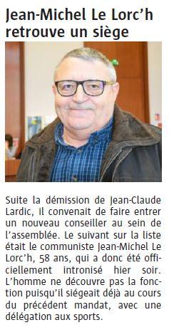 Jean Michel le lorc'h