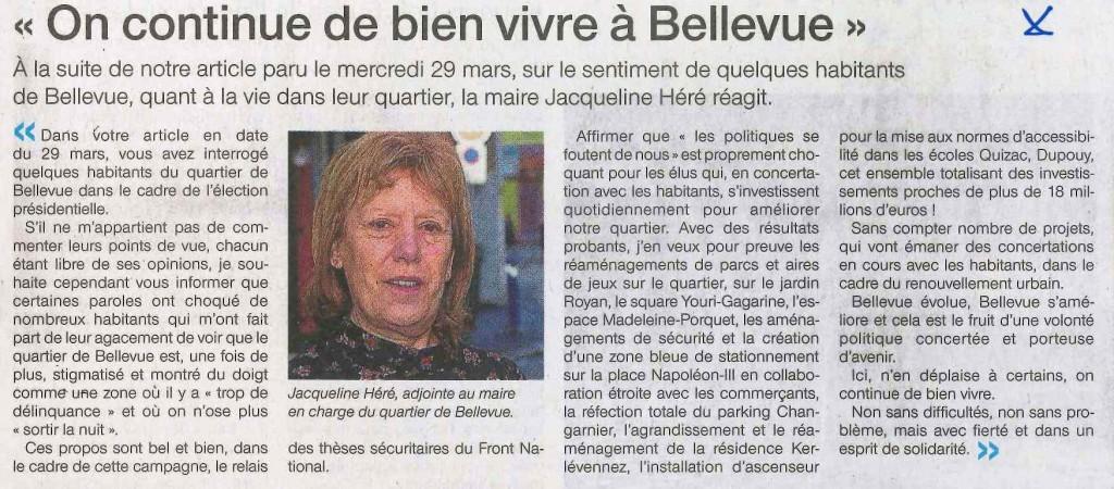 Jacqueline Here réponse 040417